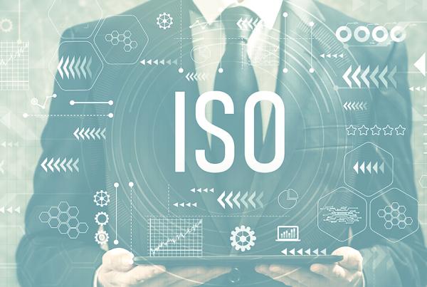 definición de ISO