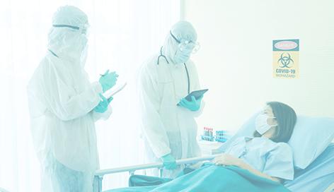 paciente con covid-19 y sus residuos solidos